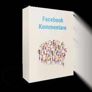 Facebook Kommentare kaufen