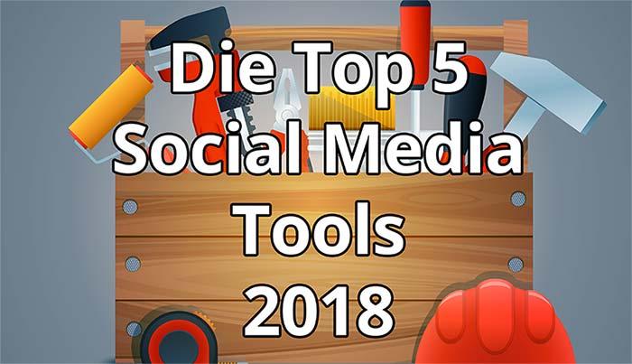 Top Social Media Tools 2018 - Bild 1042
