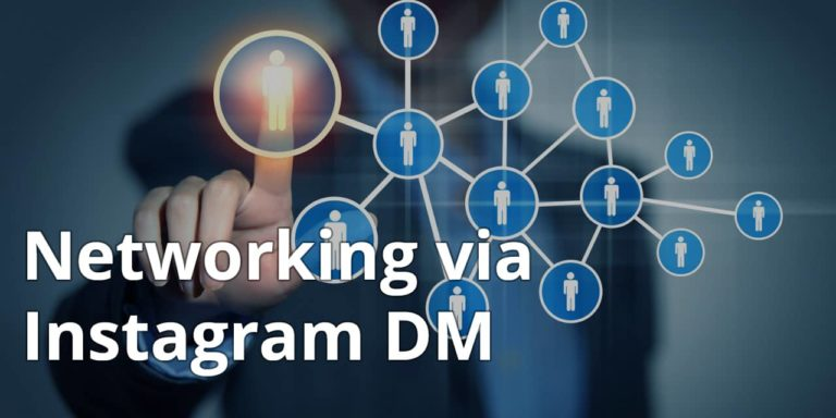 Instagram Networking Directmessage
